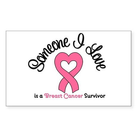 Someone I Love (BC) Rectangle Sticker 10 pk)