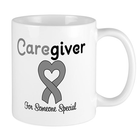 Caregiver Prostate Cancer Mug