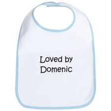 Cute Love domenic Bib