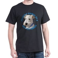Proudly Owned Wire Fox Terrier T-Shirt