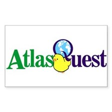 Atlas Quest Rectangle Decal