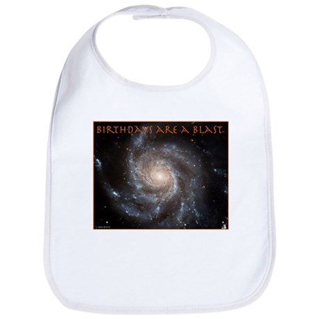 Astronomy Birthday Bib