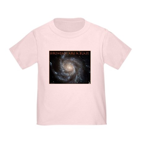 Astronomy Birthday Toddler T-Shirt