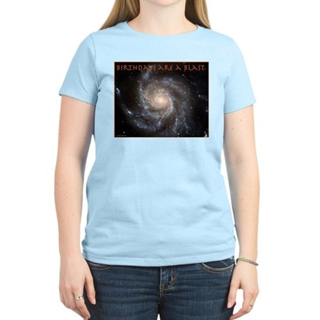Astronomy Birthday Women's Light T-Shirt