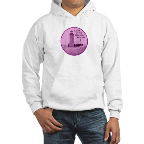Lighthouse Birthday Hooded Sweatshirt