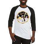 Night Flight/Beagle #2 Baseball Jersey