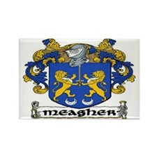 Meagher Coat of Arms Magnets (10 pack)