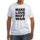 'Make Love Not War' Shirt