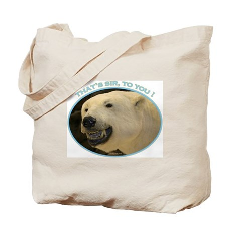 Bear Birthday Tote Bag