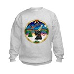 XmasMusic 3/Scottie #12 Kids Sweatshirt