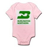 Burlington Northern Onesie