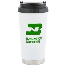 Burlington Northern Travel Mug
