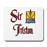 Sir Triston Mousepad