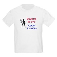Charlie - Ninja by Night T-Shirt
