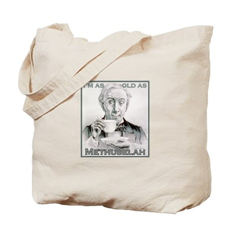 Old Birthday Tote Bag