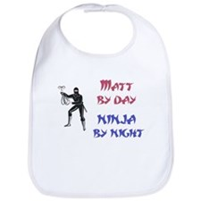 Matt - Ninja by Night Bib