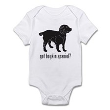 Boykin Spaniel Infant Bodysuit