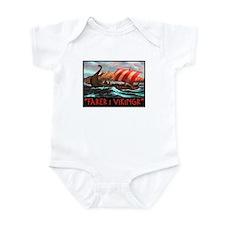 FARER I VIKINGR Infant Bodysuit