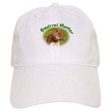 Squirrel Hunter Baseball Cap