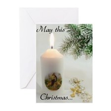 Christmas Blessings Greeting Cards (Pk of 20)