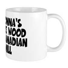 Spoof Madonna sex slogan Mug