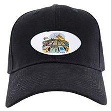 Open spaces Baseball Hat