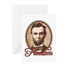 Abe Lincoln Is My Homeboy Greeting Cards (Pk of 10