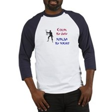Colin - Ninja by Night Baseball Jersey