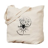 Cute Heath Tote Bag