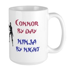 Connor - Ninja by Night Mug
