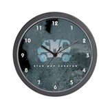SMC Self-Titled Album Cover Wall Clock
