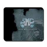 SMC Self-Titled Album Cover Mousepad