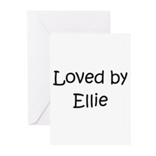 Funny Ellie Greeting Cards (Pk of 10)