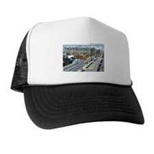 Salt Lake City Utah UT Trucker Hat