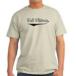 Walt Whitman Light T-Shirt