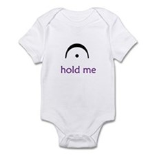 """hold me"" Infant Bodysuit"