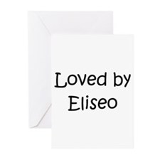 Cute Eliseo's Greeting Cards (Pk of 10)
