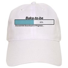 Download Baka to Be Baseball Cap