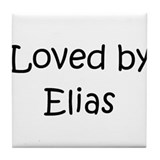 Cool Elias Tile Coaster