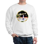 Wisemen/Whippet #8 Sweatshirt