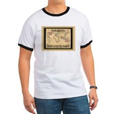 1850 British Empire Map T