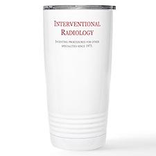 Interventional Radiology Travel Mug