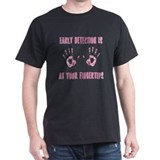 Early Detection is at Your Fingertips T-Shirt