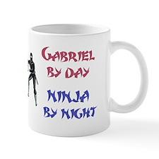 Gabriel - Ninja by Night Mug