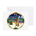 XmasMusic 3/Tervuren Greeting Cards (Pk of 20)