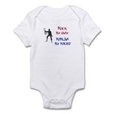 Nick - Ninja by Night Infant Bodysuit