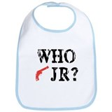 Who Shot J.R.? Bib