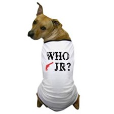 Who Shot J.R.? Dog T-Shirt