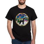 XmasMusic 2MC/Lab Pup (blk) Dark T-Shirt