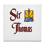 Sir Thomas Tile Coaster